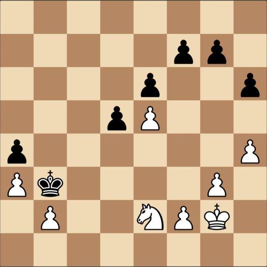 Caro-Kann loppupeli 2