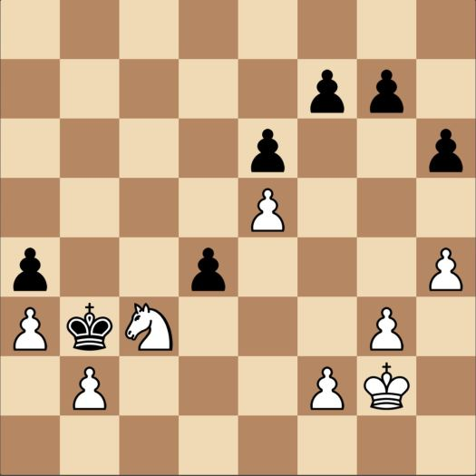 Caro-Kann loppupeli 3