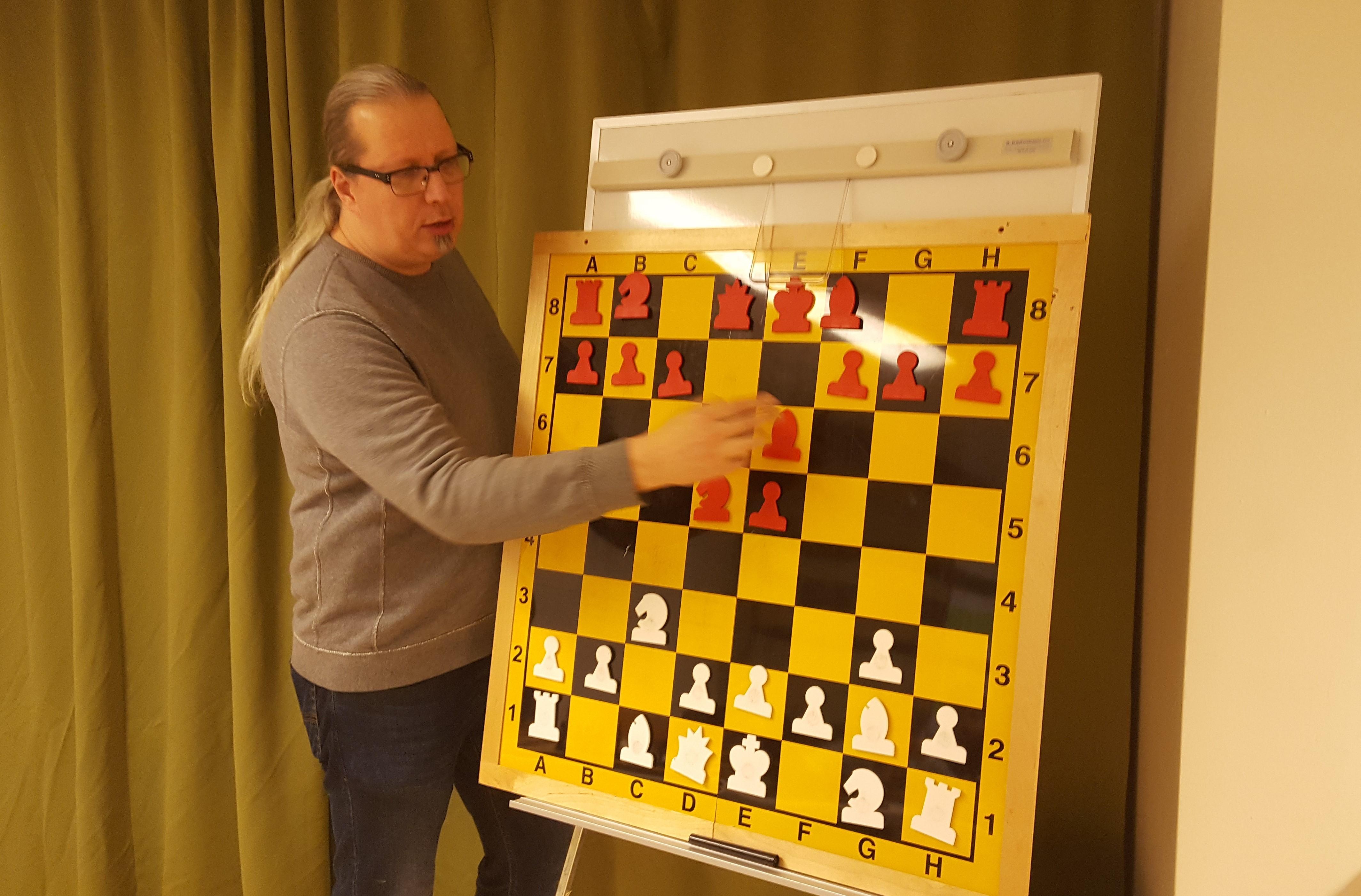 Antti valmentaa